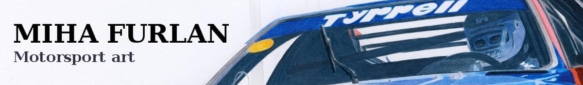 Miha Furlan Motosport Art