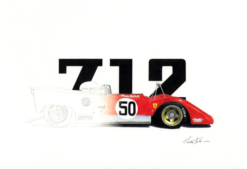 Ferrari 712P