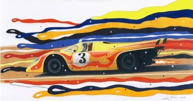 Hippie Porsche 917s