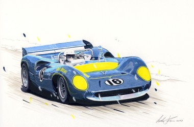 Lola T70 can-am