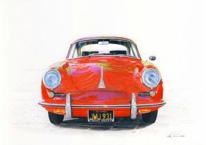 Porsche 356 usa