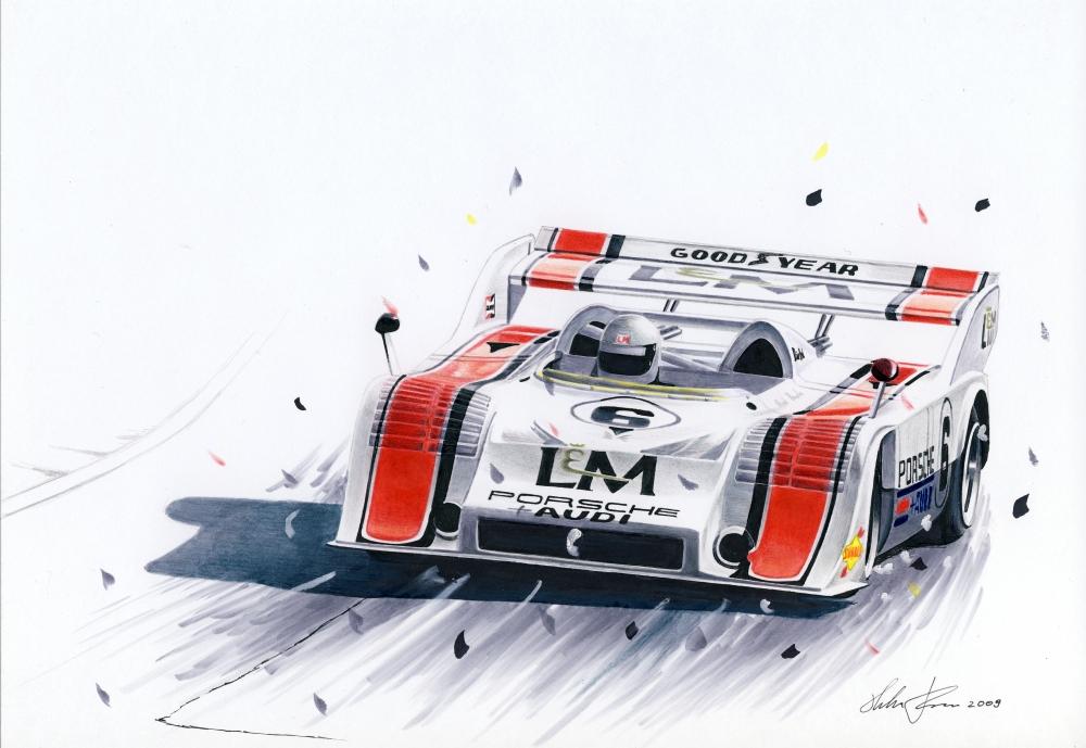 Porsche 917/10K