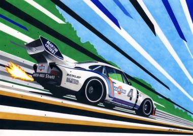 Porsche 935 martini s