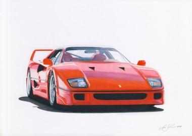 Ferrari F40-2s