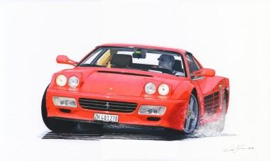 Ferrari F512TR