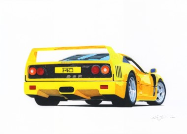 Yellow stallion s