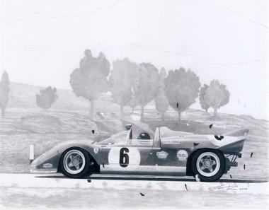 Targa Giunti 1970s